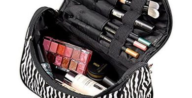 organizador de maquillaje y cosméticos