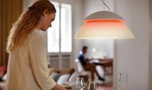 lamparas para techo